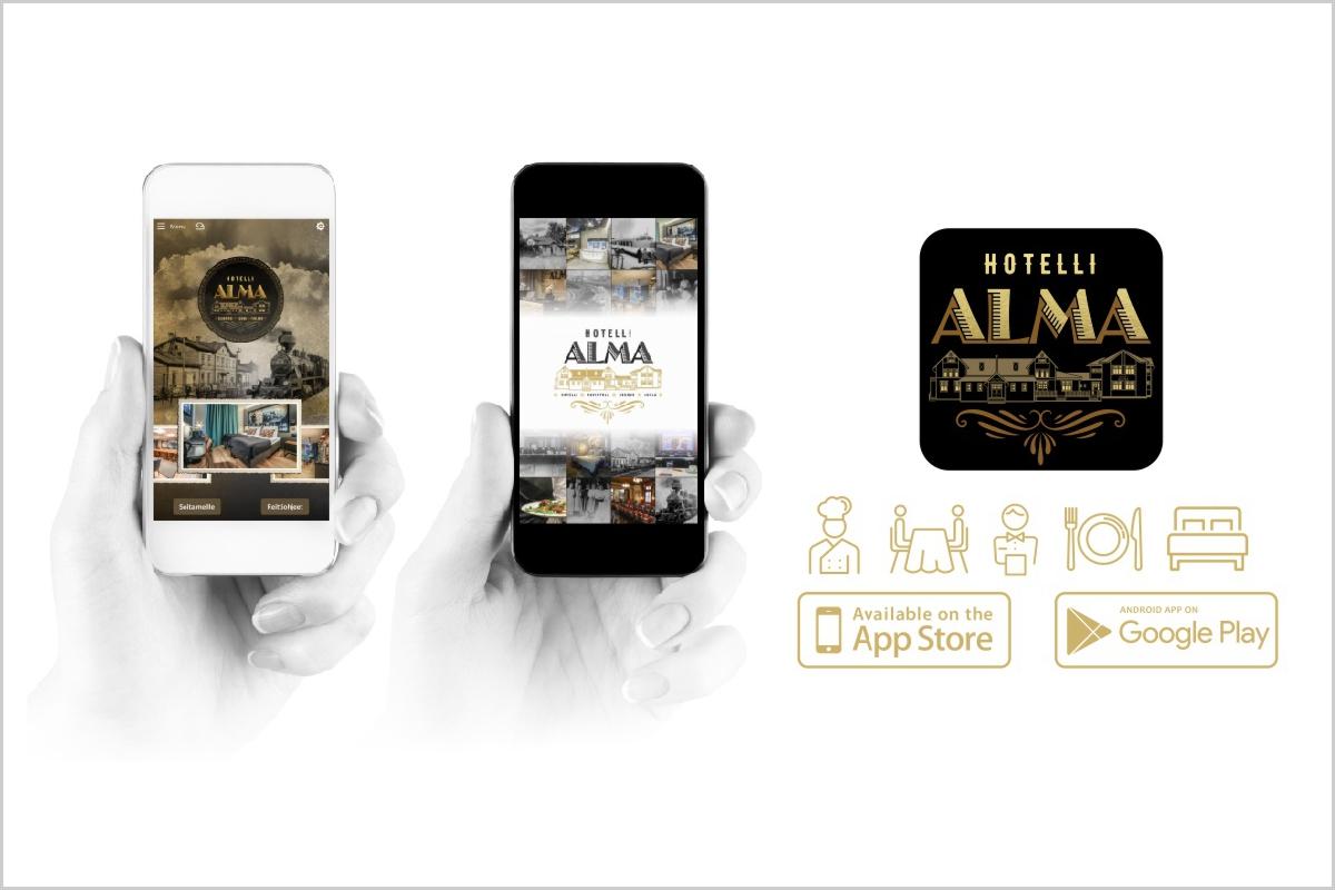 mobiili applikaatio